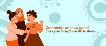 Share your thoughts with us