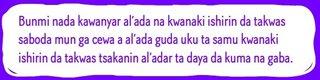 Kawanyar al'adar Bunmi