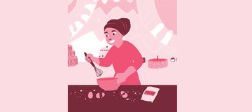 How I Started My Cake Business
