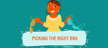 Picking the right bra