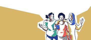 Girls running the world
