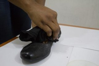 Do-it-yourself series: Liquid Shoe Polish